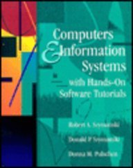 9780024187703: Computers and Information Systems With Hands-On Software Tutorials