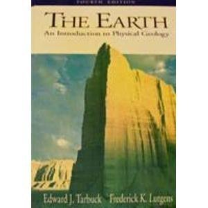 9780024190123: The Earth: An Introduction to Physical Geology