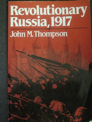 9780024207005: Revolutionary Russia, 1917