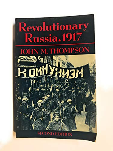 9780024207012: Revolutionary Russia, 1917