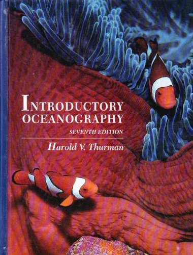 9780024208118: Introductory Oceanography