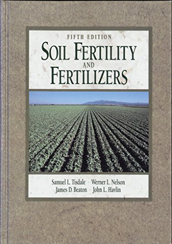 9780024208354: Soil Fertility and Fertilizers