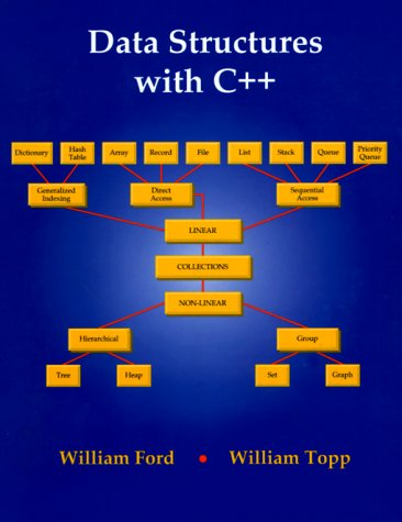 9780024209719: Data Structures with C++