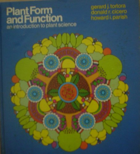 9780024209801: Plant Form and Function: An Introduction to Plant Science (Macmillan biology series)