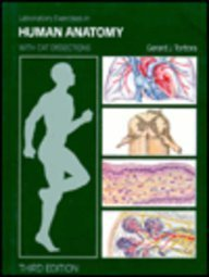 9780024210210: Laboratory Exercise in Human Anatomy and Cat Dissections