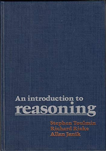9780024210302: Introduction to Reasoning