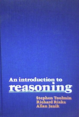 9780024210302: An Introduction to Reasoning