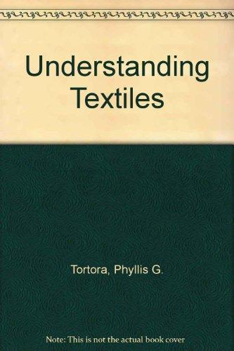 9780024211958: Understanding Textiles