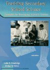 9780024215611: Teaching Secondary School Science: Strategies for Developing Scientific Literacy