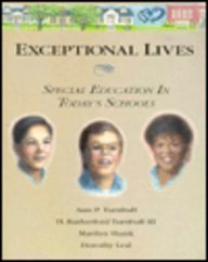 9780024216014: Exceptional Lives: Special Education in Today's Schools