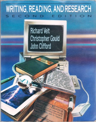 Writing, Reading, and Research: Richard Veit, Christopher