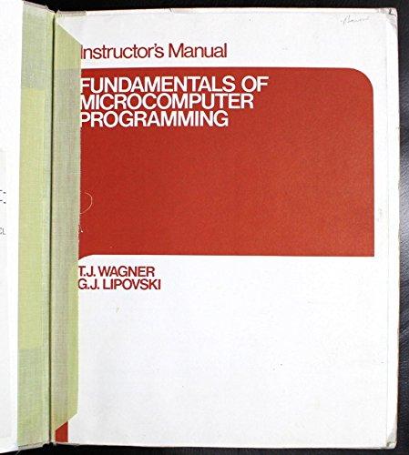 9780024237200: Fundamentals Microcomputer Pro