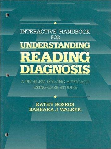9780024237309: Interactive Handbook for Understanding Reading Diagnosis