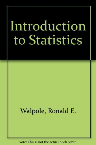 9780024241504: Introduction to Statistics