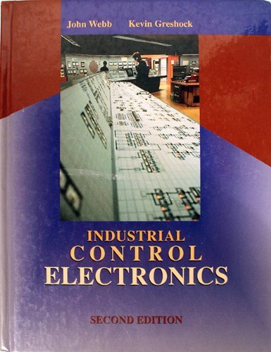 9780024248640: Industrial Control Electronics (2nd Edition)