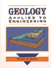 9780024258816: Geology Applied to Engineering