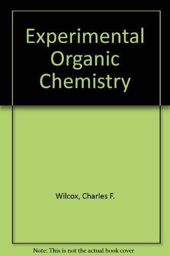9780024276209: Experimental Organic Chemistry: A Small Scale Approach