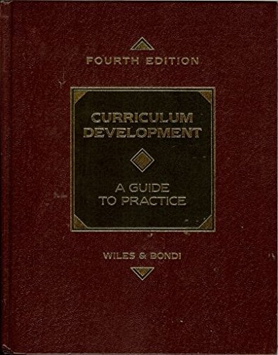 9780024276315: Curriculum Development: A Guide to Practice