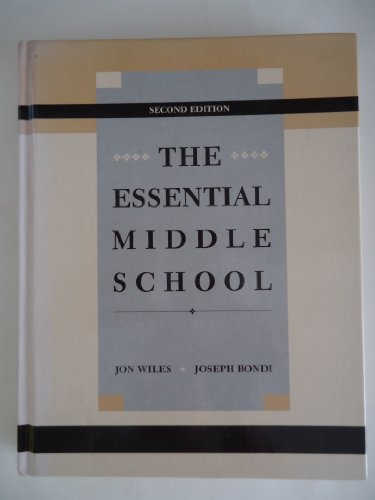 9780024276407: The Essential Middle School