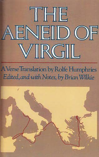 9780024277800: The Aeneid of Virgil: A Verse Translation By Rolfe Humphries