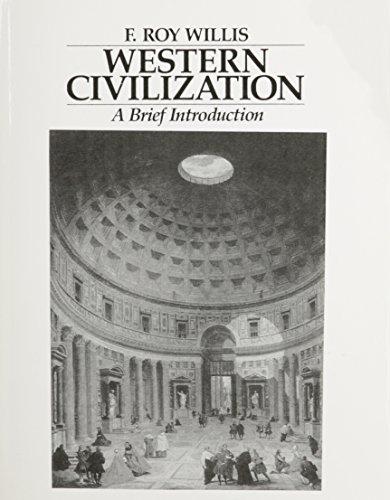 9780024281104: Western Civilization