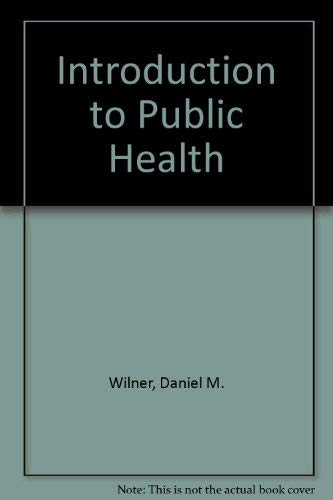 9780024281906: Introduction to Public Health