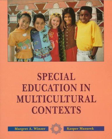 9780024287410: Special Education in Multicultural Contexts