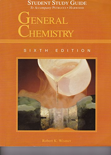 9780024288646: General Chemistry: Principles and Modern Applications/Study Guide