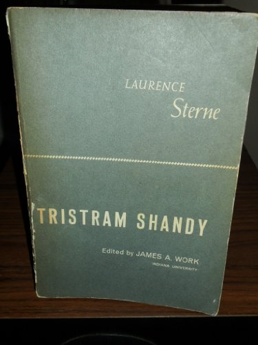 9780024300300: Tristram Shandy: The Life and Opinions of Tristram Shandy