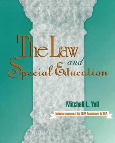 9780024308726: Law and Special Education, The