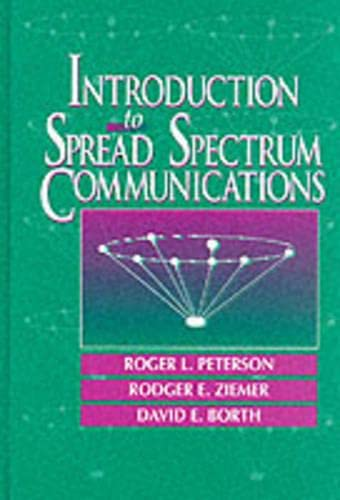 9780024316233: Introduction to Spread Spectrum Systems
