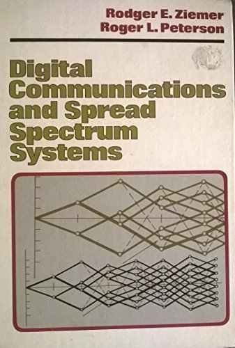 9780024316707: Digital Communications and Spread Spectrum Systems