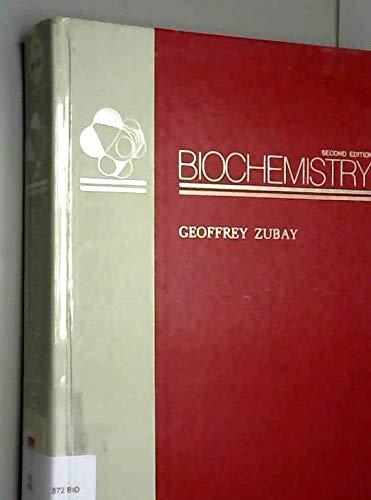 9780024320803: Biochemistry