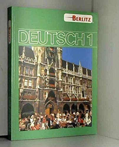 9780024404206: Berlitz Deutsch 1 with Cassette Package