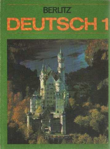 9780024404206: Berlitz Deutsch 1 with Cassette Package