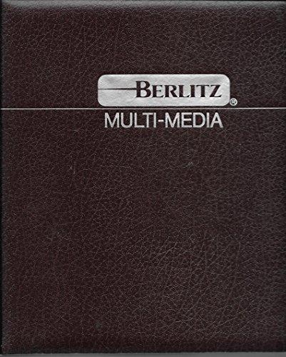 9780024436108: Coffret Méthode Berlitz anglais