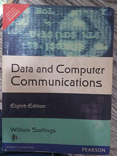 9780024542526: Data and Computer Communications
