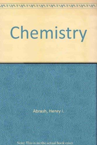 9780024711007: Chemistry