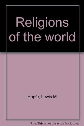 9780024747402: Religions of the world