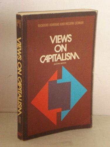 9780024772206: Views on Capitalism