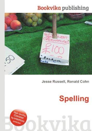 9780024774309: Spelling