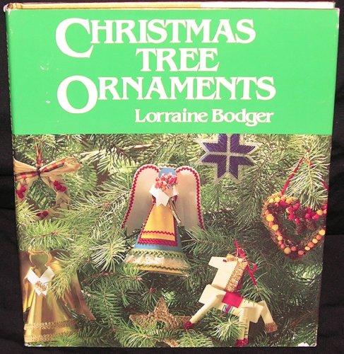 9780024967404: Christmas Tree Ornaments