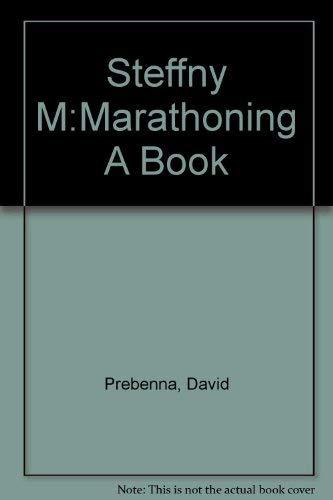 9780024993205: Marathoning: A Book