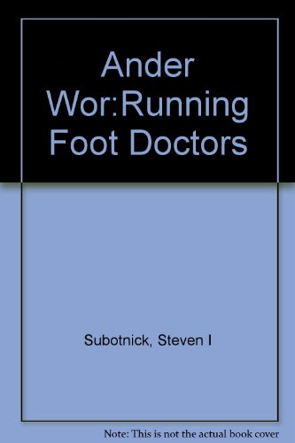 9780024997104: The Running Foot Doctor