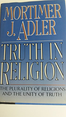 9780025002258: Truth in Religion: The Plurality of Religions and the Unity of Truth : An Essay in the Philosophy of Religion
