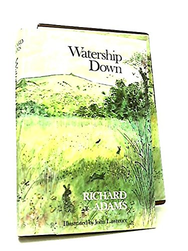 9780025002609: The Watership down film picture book: With linking text
