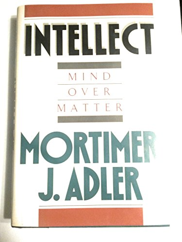 9780025003507: INTELLECT MIND OVER MATTER