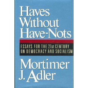 9780025005617: Haves Without Have-Nots: Essays for the 21st Century on Democracy and Socialism