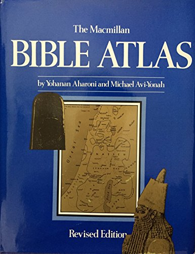 9780025005907: The Macmillan Bible Atlas