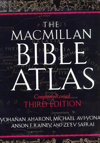 9780025006058: The Macmillan Bible Atlas